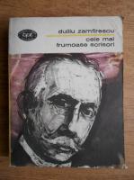 Duiliu Zamfirescu - Cele mai frumoase scrisori