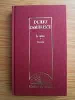 Duiliu Zamfirescu - In razboi. Nuvele
