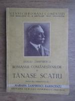 Duiliu Zamfirescu - Romanul Comanestenilor, volumul 2. Tanase Scatiu (1942)