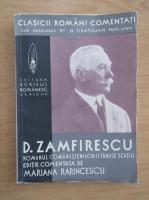 Duiliu Zamfirescu - Romanul Comanestenilor, volumul 2. Tanase Scatiu