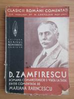 Duiliu Zamfirescu - Romanul Comanestilor, volumul 1. Viata la tara (1939)