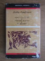 Duliu Zamfirescu - Viata la tara. Tanase Scatiu. In razboi