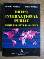Anticariat: Dumitra Popescu, Adrian Nastase - Drept international public
