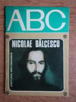 Anticariat: Dumitru Almas - Nicolae Balcescu