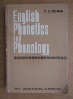 Dumitru Chitoran - English phonetics and phonology