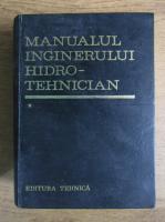 Dumitru Dumitrescu - Manualul inginerului hidro-tehnician (volumul 1, 1969)