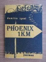 Dumitru Ignat - Phoenix 1 km. Proze fantastice