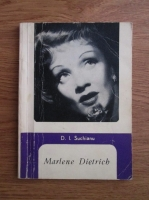 Dumitru Ion Suchianu - Marlene Dietrich