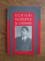 Dumitru Isac - Scrieri filosofice si literare