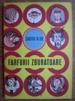Anticariat: Dumitru M. Ion - Farfuri zburatoare (cu ilustratii de Mihai Sanzianu)