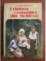 Dumitru Martinas - Originea ceangailor din Moldova