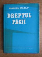 Anticariat: Dumitru Mazilu - Dreptul civil