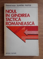 Dumitru Pletos - Noul in gandirea tactica romaneasca