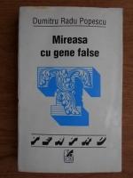 Dumitru Radu Popescu - Mireasa cu gene false. Teatru
