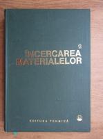 Anticariat: Dumitru Remus Mocanu - Incercarea materialelor (volumul 2)