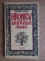 Dumitru Tranca - Hronicu Leatului 7481