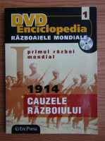 Anticariat: DVD Enciclopedia. Primul Razboi Mondial. Cauzele razboiului (contine CD)