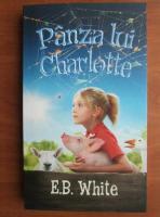 Anticariat: E. B. White - Panza lui Charlotte