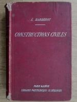 E. Barberot - Constructions civiles