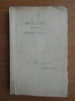 E. Bulwer Lytton - Sfarsitul cetatii Pompei (1935)