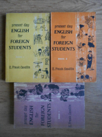 E. Frank Candlin - Present day english for foreign students (3 volume)