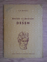 E. M. Beliutin - Notiuni elementare de desen
