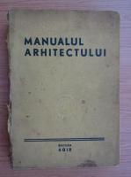 E. Neufert - Manualul arhitectului (1948)