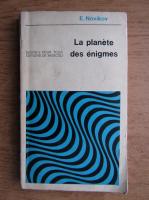 E. Novikov - La planete des enigmes