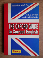 E. S. C. Weiner - The Oxford guide to correct english