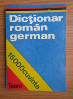 E. Sireteanu - Dictionar roman-german (1992)