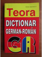 E. Sireteanu, I. Tomeanu - Dictionar german-roman