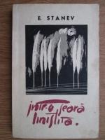 Anticariat: E. Stanev - Intr-o seara linistita