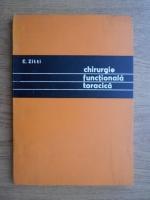 E. Zitti - Chirurgie functionala toracica