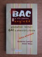 Ecaterina Comisel - OK! Bac si alte examene la engleza. Gramatica, lecturi, 641 de exercitii si teste