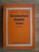 Ecaterina Fodor - Gramatica limbii ruse pentru uz scolar
