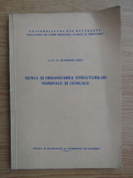 Anticariat: Ecaterina Goga - Genul si organizarea structurilor nominale si lexicale