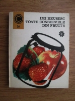 Ecaterina Teisanu - Imi reusesc toate conservele din fructe