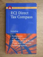 Anticariat: ECJ direct tax compass