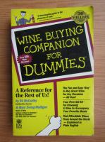 Anticariat: Ed McCarthy - Wine buying companion for dummies