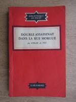 Edgar Allan Poe - Double assassinat dans la Rue Morgue (1947)