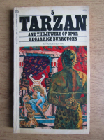 Anticariat: Edgar Rice Burroughs - Tarzan and the Jewels of Opar