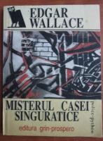 Anticariat: Edgar Wallace - Misterul casei singuratice