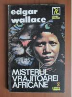 Anticariat: Edgar Wallace - Misterul vrajitoarei africane
