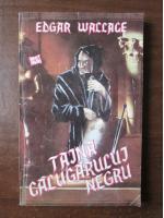 Anticariat: Edgar Wallace - Taina calugarului negru