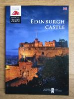 Anticariat: Edinburg Castle. Official souvenir guide