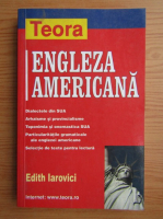 Anticariat: Edith Iarovici - Engleza americana