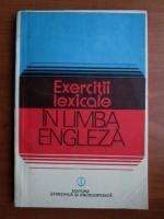 Anticariat: Edith Iarovici - Exercitii lexicale in limba engleza