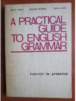 Edith Ilovici - A practical guide to english grammar. Exercitii de gramatica