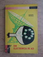 Anticariat: Edmond Nicolau - Din electronica de azi