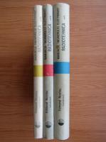 Edmond Nicolau - Manualul inginerului electronist, 3 volume. Radiotehnica